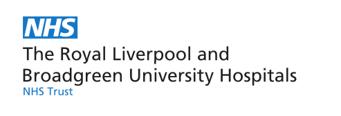 The Royal Liverpool and Broadgreen University Hospitals NHS Trust logo